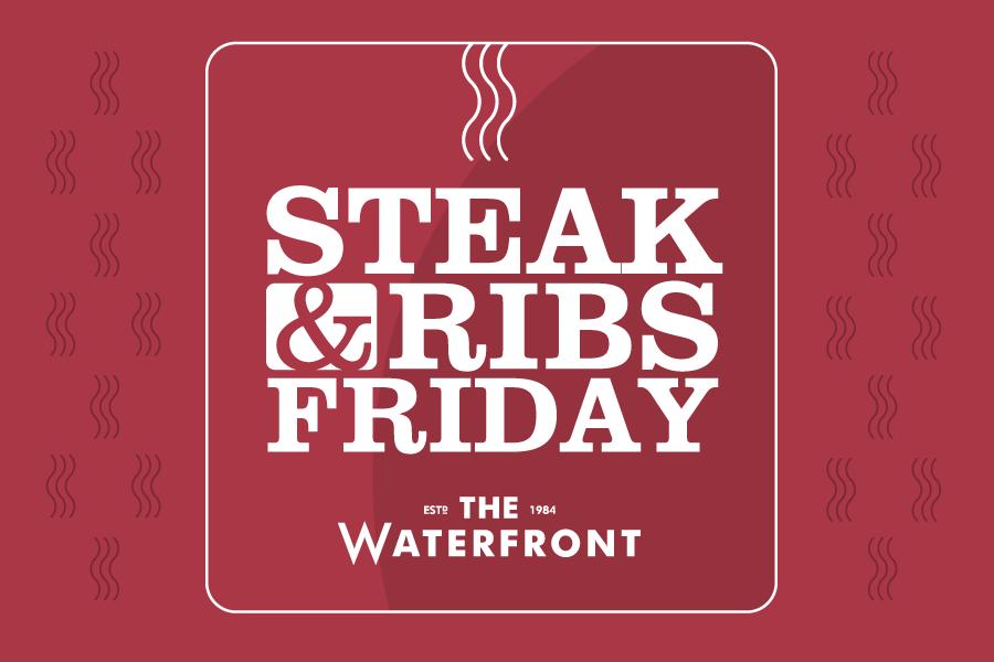 Steak & Ribs Night